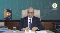 تساؤلات وردود (١) د. طلعت فهمي - المتحدث الإعلامي لجماعة الإخوان المسلمين