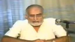 الاستاذ مصطفى مشهور   المرشد الخامس للجماعة وكلمة للاخوان المسلمين