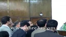 مرافعة الأستاذ أيمن السلكاوي المحامي بالنقض في جلسة الحكم بالانتخابات الفرعية لنقابة المحامين بالدقهلية