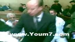 لحظات عرض مجموعة الدكتور محمود عزت .. لثالث مرة.. تجديد حبس د. عزت وإخوانه