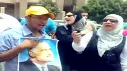 مظاهرات للمعارضة بالاسماعيلية ضد الكيان الصهيوني