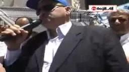 كلمة د. حمدي حسن  بمؤتمر القائد إبراهيم في يوم جمعة الغضب التي دعا إليها الدكتور القرضاوي