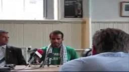 Freedom Flotilla - Ali El-Ewaisi testimony- 2