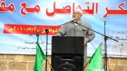 """الشيخ رائد صلاح """"هنا وعلى اسوار عكا ستتحطم احلام الظلم الإسرائيلي"""""""