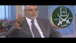 فضيلة المرشد العام أ.د/ محمد بديع .. يطالب النظام بالإفراج عن الشاطر وإخوانه بنصف المدة