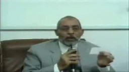 فضيلة المرشد العام أ. د/ محمد بديع .. المنح والمحن .. 13