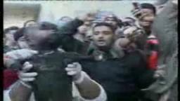 رضيع فلسطينى  سيطارد جميع الحكام  ويتوعدهم بالانتقام منهم فى يوم الوعيد