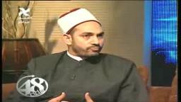 رد قوى من د/حمدى حسن على فتوى زيارة المسجد الأقصى