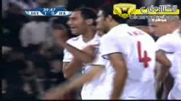هدف المنتخب المصري على المنتخب الإيطالي في كأس العالم للقارات