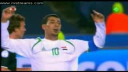 ملخص مباراة العراق و نيوزيلاندا 0-0 كأس العالم للقارات