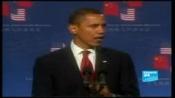 أوباما يدعو إلى تكثيف التعاون الاقتصادي مع بكين