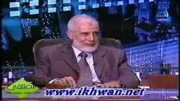 الدكتور محمود عزت يثني بشدة على الدكتور عصام العريان