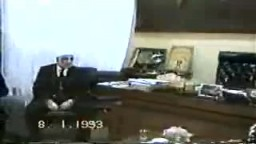 ياسر عرفات فى مكتب الارشاد
