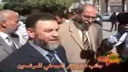تقرير كامل عن تجاوزات الأمن بالفيوم تجاه مرشحي الإخوان