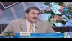 رئيس قسم الإقتصاد بالأهرام متحدثا عن الفساد في حوار مع د. صفوت حجازي