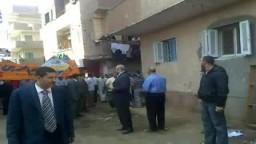 إحدى مسيرات المهندس أشرف بدر الدين مرشح الإخوان بدائرة أشمون 2010