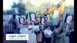 مسيرة طارق قطب مرشح الإخوان بالدائرة الثانية مركز المنصورة بكفر الأعجر