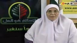 الأستاذة بشرى السمنى وكلمة للشعب السكندرى بعد تزوير انتخابات مجلس الشعب 2010