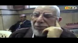 كلمات لقياديين بالإخوان فى جنازه المجاهد عبد المنعم عرفات