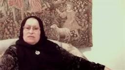 والدة خالد سعيد - شهيد الطوارئ- تدعو للمشاركة فى وقفة 25 يناير