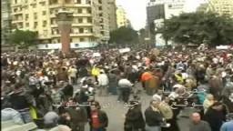 كاميرا إخوان تيوب ترصد الحشود المليونية فى يوم جمعة الرحيل 4 فبراير 2011