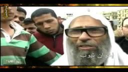 الدكتور جمال عبد الهادى يتحدث للمتظاهرين بميدان التحرير