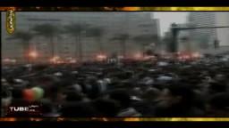 حصرياً .. كاميرا إخوان تيوب ترصد صلاة المتظاهرين بميدان التحرير