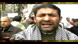 حصرياً .. مشهد وجبات الكنتاكى التى يأكلها المتظاهرون بميدان التحرير