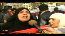 فتاة فى عمر الزهور(18 عاماً) تلقى مصرعها بقنبلة مسيلة للدموع .. حصرياً