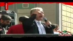 حمدين صباحى يتحدث يوم جمعة النصر بميدان التحرير