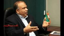 حوار المصرى اليوم مع الدكتور محمد سعد الكتاتنى وكيل مؤسسى حزب الحرية والعدالة