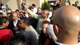 الجيش يسيطر على أمن الدولة بـ 6 أكتوبر ويتحفظ على الضباط وما تبقى من مستندات