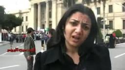اعتصام  طلاب «جامعة القاهرة مطالبين برحيل رئيس الجامعة وعمداء الكليات»