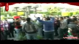 حصرياً .. وقفة احتجاجية لطلاب كلية التجارة جامعة القاهرة للمطالبة بإقالة العميد