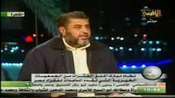 المهندس خيرت الشاطر نائب المرشد العام .. لقاء قناة الأقصى 3