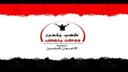احتفالية الإخوان المسلمين بالثورة وتحرر الوطن وثوّارة وخروج الشاطر ومالك