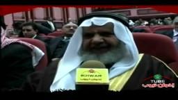 لقاء خاص مع المراقب العام للإخوان المسلمين بالأردن فى احتفالية الإخوان المسلمين بالثورة وتحرر الوطن وثوّارة