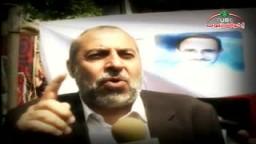 لقاء مع أ/محسن راضى والمستشار الخضيرى بميدان التحرير فى جمعة التطهير والمحاكمة