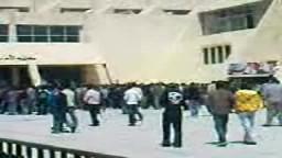 مظاهرات  في  جامعة  حلب  بسورية