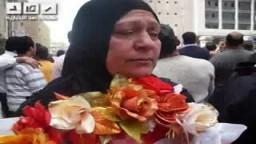 تعليق والدة احد الشهداء على تأجيل التحقيق في قضية المتهيمن بقتل الثوار