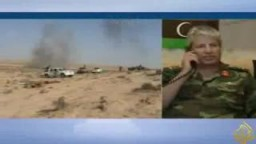 الثورة الليبية- التطورات الميدانية  وانتهاكات كتائب القذافي