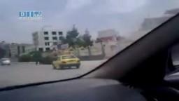 سوريا _درعا دنيا كاذبة و الدبابات لا زالت في درعا 16 5