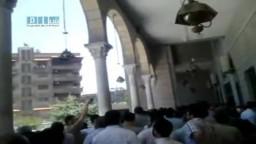 سوريا - دمشق - الميدان - جمعة العشائر من الحسن 10-6