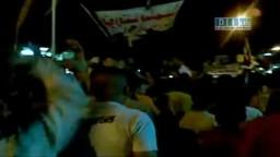 سوريا - حماه - حلفايا - مظاهرات مسائية ليلة الأحد 19-6 ج2