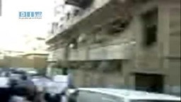 سوريا - الميدان - مظاهرة الدقاق للتنديد بالخطاب 21-6 ج1