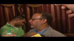 تصريحات الدكتور عصام العريان على هامش زياردة البرادعى للحزب