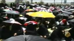 اليمن --مئات آلاف اليمنيين في جمعة التصعيد الثوري