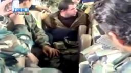 معاملة أخوتنا المعتقلين بطريقة وحشية من عصابات الأسد