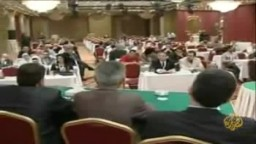 إجتماع المعارضة السورية بالخارج في القاهرة