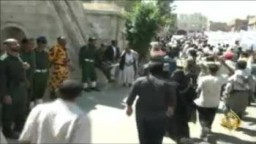 تطورات الثورة اليمنية